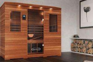 Premier Far Infrared Sauna 714x477