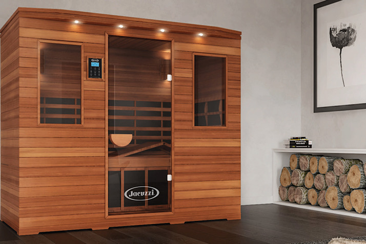 Premier Far Infrared Sauna 714x477
