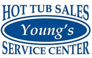 Young's Hot Tubs Logo