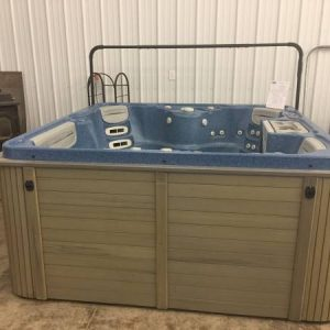 Refurbished Thermospas Hot Tub