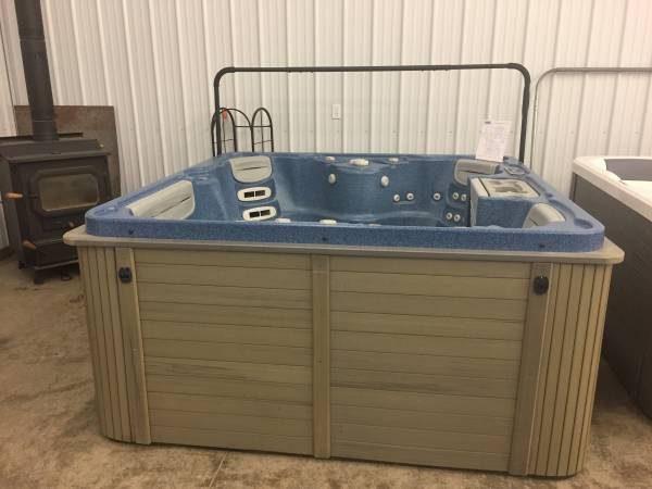 Refurbished Thermospas Hot Tub