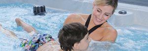 Vitality Swim Spa - Mother and Child