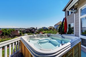What is the difference between a 220v and a 110v hot tub?