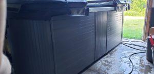 Refurbished Barefoot Platinum 13' Swim Spa