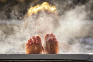 Hot Tub Steam