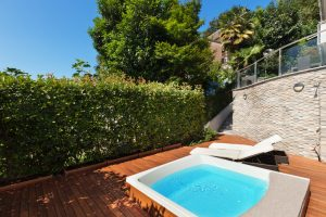 Making Your Hot Tub Space More Private